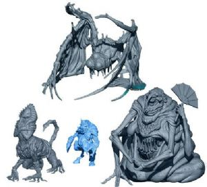 Cthulhu Wars: Masks of Nyarlathotep Expansion